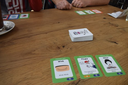 Review: Quirk! The Card Game from Emmerse Studios