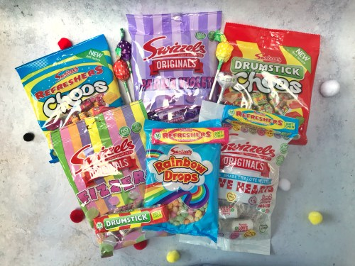 Stocking Fillers: Vegetarian and Vegan Sweets