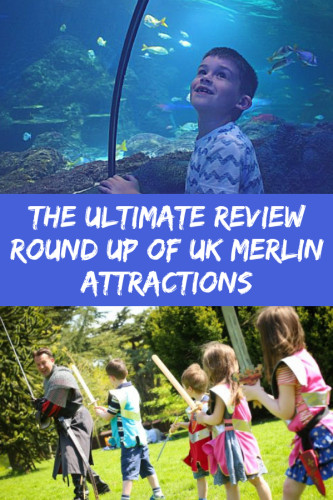 The Ultimate Review Round up of Merlin Attractions in the UK