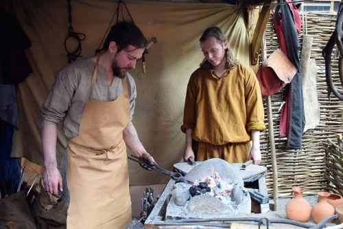 Days Out: Visiting the JORVIK Viking Festival