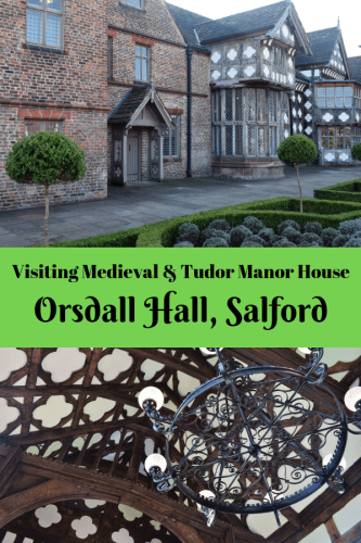 Days Out: Taking a tour of Ordsall Hall, Salford