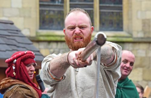 What's On at the 2019 JORVIK Viking Festival