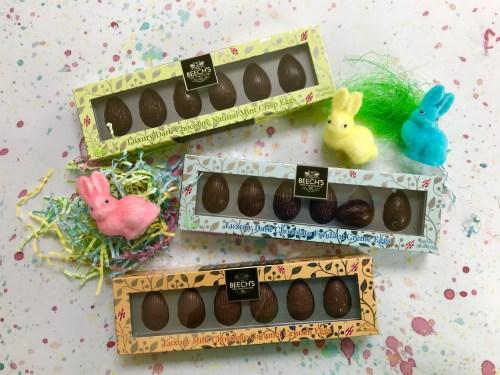 Review: Beech's Fine Chocolates Mini Eggs