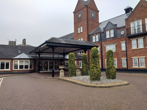 A family stay at The Park Royal Hotel, Cheshire