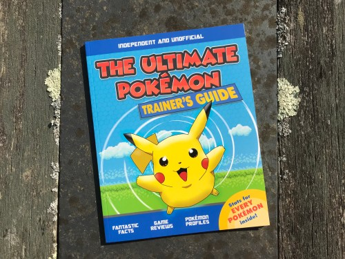 Win a copy of The Ultimate Pokemon Trainer's Guide