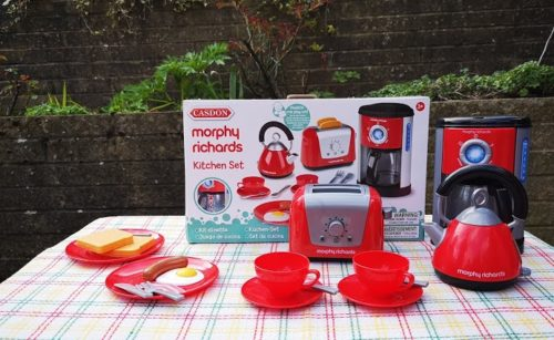 Review: Casdon Morphy Richards Kitchen Set