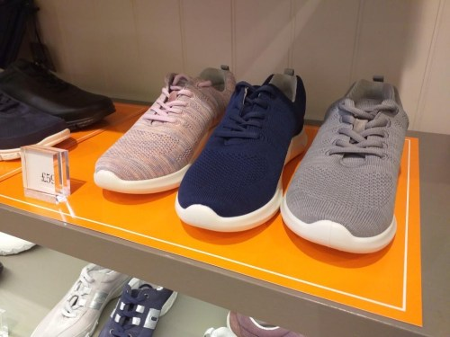 Nova Trainers from Hotter Shoes