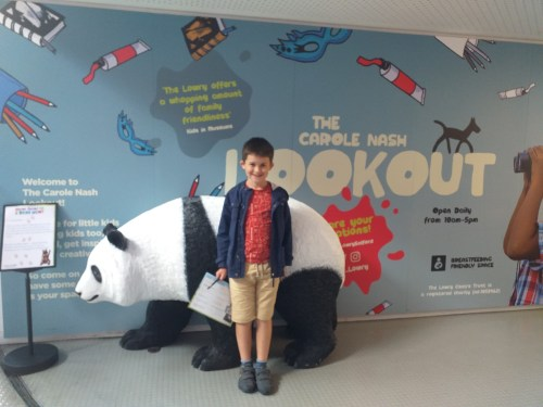 Days Out: We're Going on a Bear Hunt, The Lowry