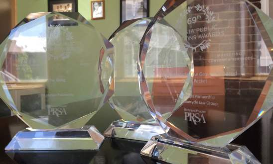 So you want to be an award-winning PR pro?