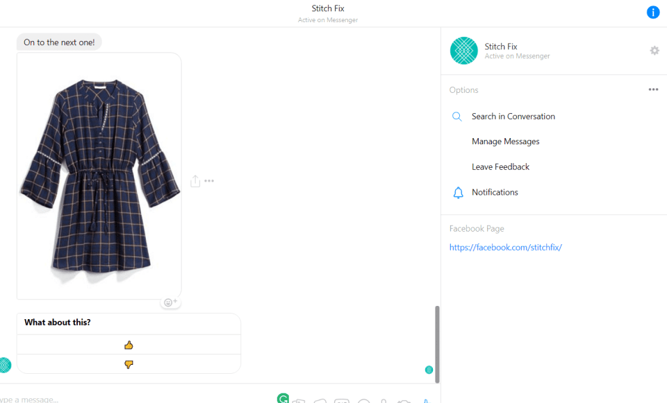 StitchFix's Style Shuffle helps improve customer experiences