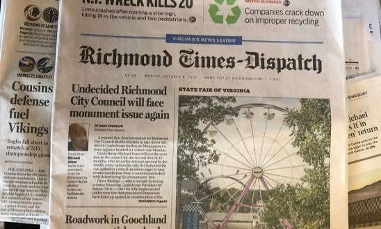 Happy National Newspaper Week: RTD Subscription Giveaway!