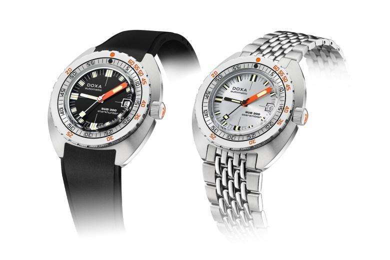 Doxa SUB 300 2020 Watch Release