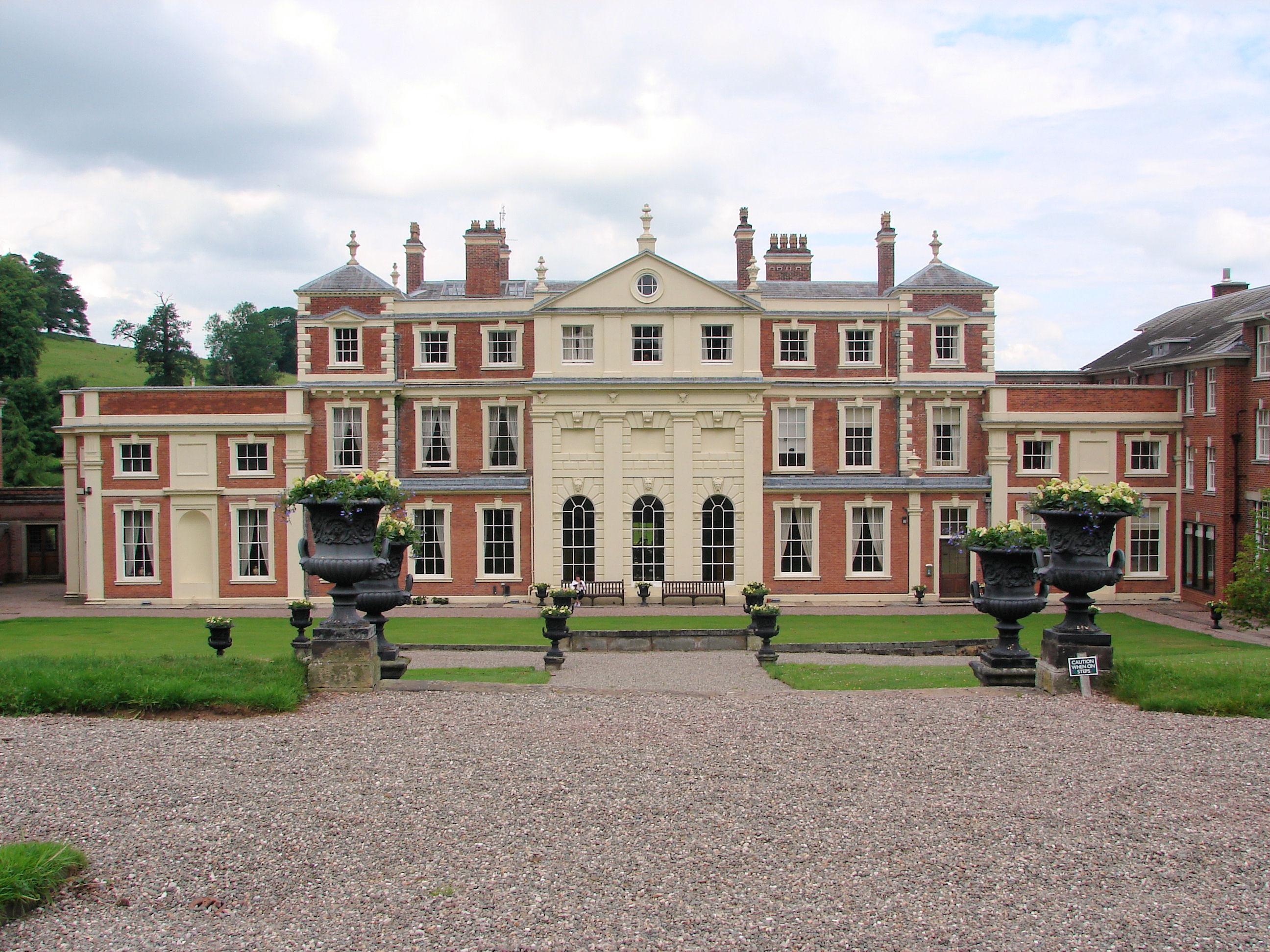 Hawstone Hall