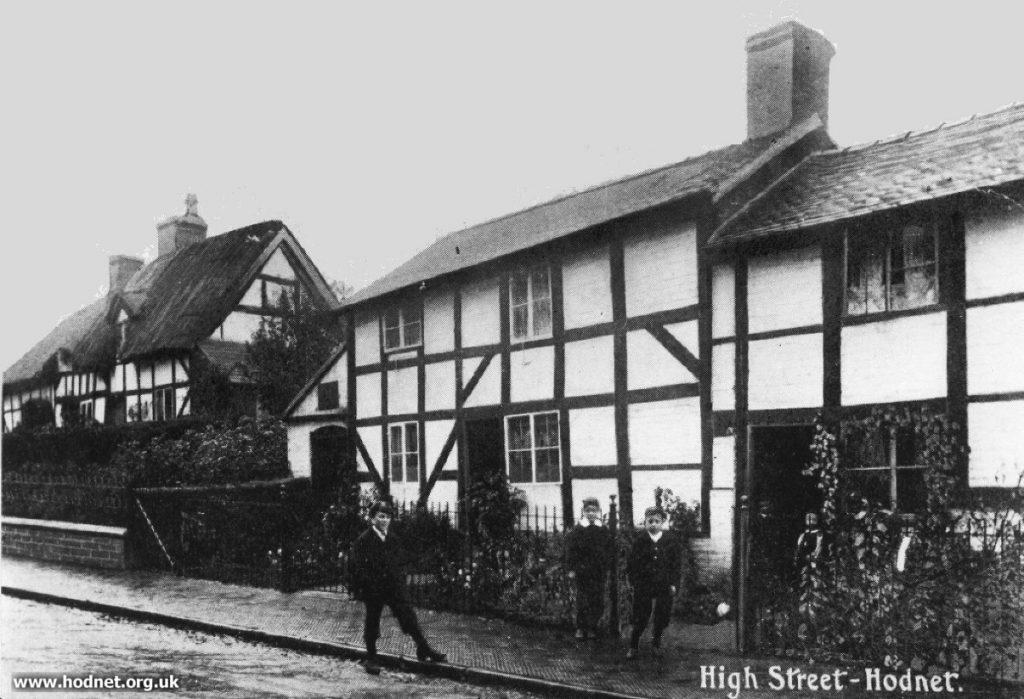 Shrewsbury Street / High Street, Hodnet