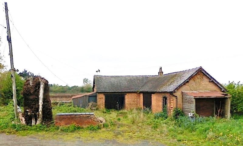 Peplow Smithy & Horseshoe Tree prior to 2013