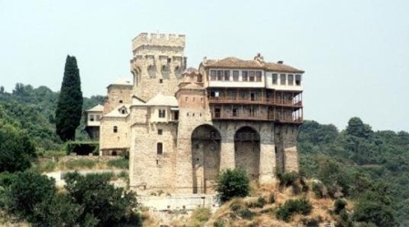 Manastir Stavronikita