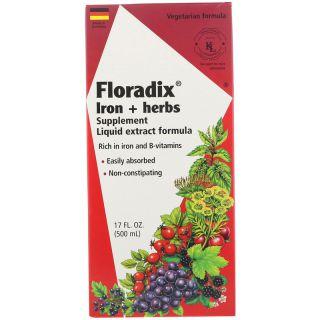 FloraFloradix鉄剤リキッド