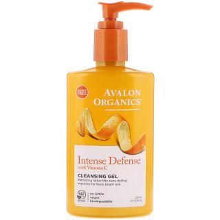 Avalon Organicsメイク落としジェル