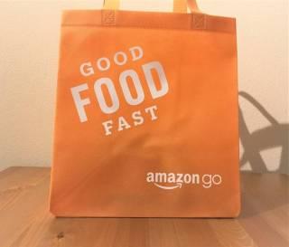 『Amazon Go(アマゾン・ゴー)』エコバッグ