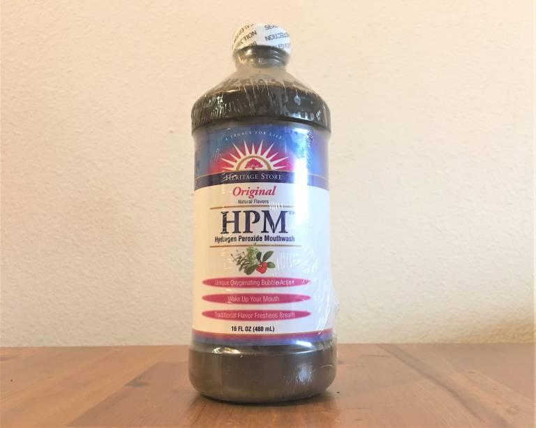 Heritage Store, HPM, 過酸化水素うがい薬、オリジナル