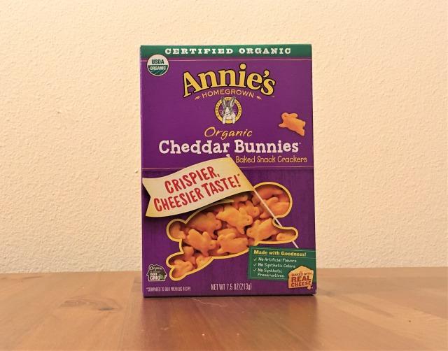 Annie's Homegrown, チェダーバニーズ