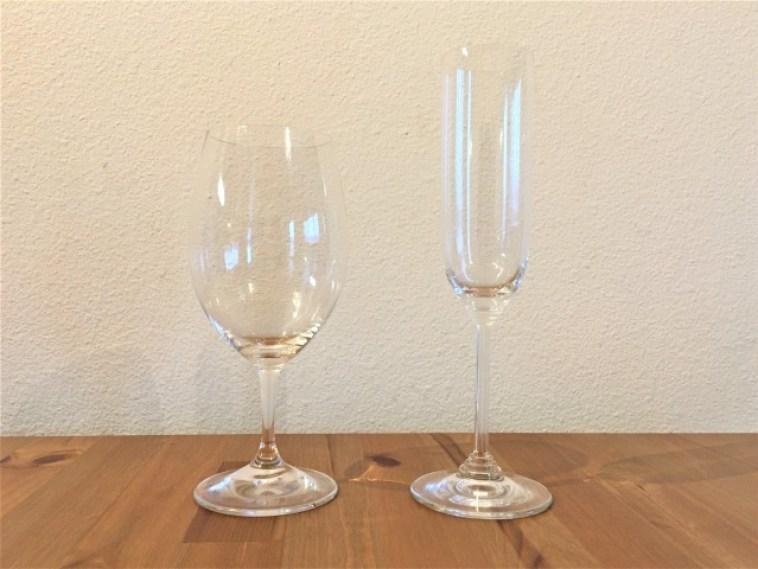 『RIEDEL・リーデル』ワイングラス