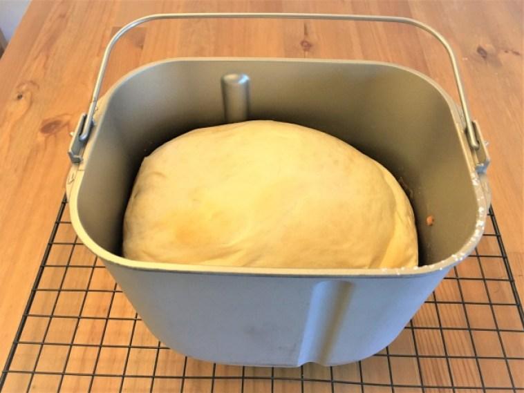ふわふわ食パンのレシピ