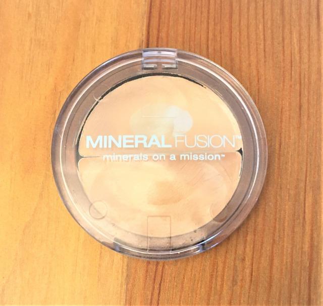 『Mineral Fusion』コンシーラーデュオ【ウォーム】