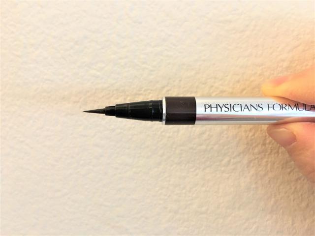 『Physicians Formula』アイブースターまつげ用コンディショニングセラム付き極細リキッドアイライナー【ディープブラウン『Physicians Formula』アイブースターまつげ用コンディショニングセラム付き極細リキッドアイライナー【ディープブラウン