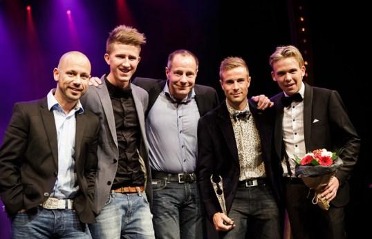 Danish Motor Award i Cirkusbygningen