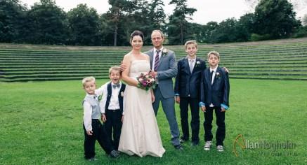 Susanne og Anders' bryllup
