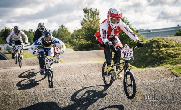Leading BMX
