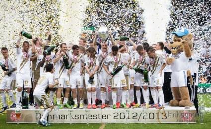 FCK mod Sønderjyske, og Guldfest