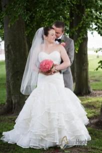 Sabrina og Oles bryllup