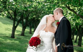 Catarina og Tobias' bryllup