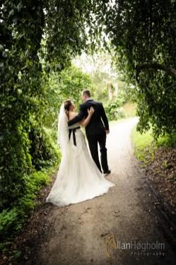 Tina og Jacobs bryllup i Skt. Markus Kirke, 2014