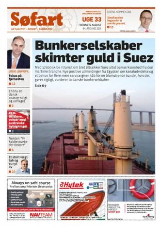 Fagbladet Søfart
