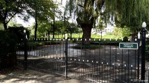 Begraafplaats Westmaas Nederlands Oorlogsgraf