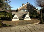 Oorlogsmonument Oranjeplein Klaaswaal.