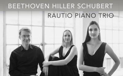 Ludwig van Beethoven / Ferdinand Hiller / Franz Schubert. Piano Trios :: Rautio Piano Trio