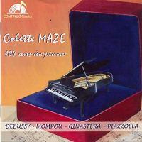 Colette Maze: 104 ans de piano