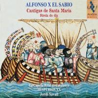 Alfonso X el Sabio: Cantigas de Santa Maria – Jordi Savall u.a.