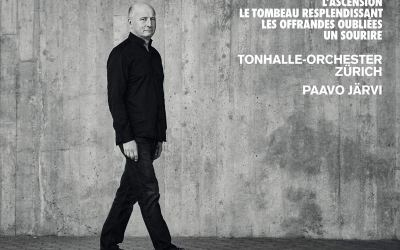 Olivier Messiaen: Le tombeau resplendissant und andere Orchesterwerke
