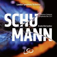 Robert Schumann: Sinfonie Nr. 2 und Nr. 4 – London Symphony Orchestra, Sir John Eliot Gardiner