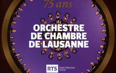 75 ans Orchestre de Chambre de Lausanne