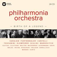 Philharmonia Orchestra. Birth of a Legend
