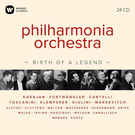 Philharmonia Orchestra. Birth of a Legend