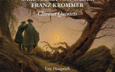Weber / Krommer – Eric Hoeprich / London Haydn Quartet