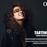Tartini: Violin Concertos – Chouchane Siranossian / Venice Baroque Orchestra / Andrea Marcon