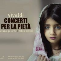 Vivaldi: Concerti per la pietá – Europa Galante / Fabio Biondi
